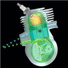 Κινητήρας 2-MIX με σύστημα σάρωσης